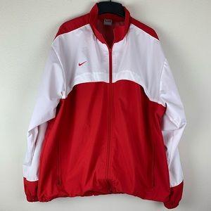 Nike Vintage Style Track Jacket Very Clean